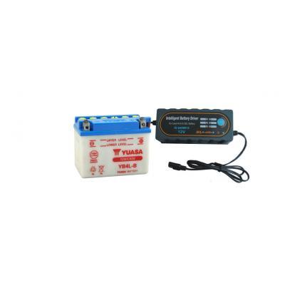 Batteri och Laddare