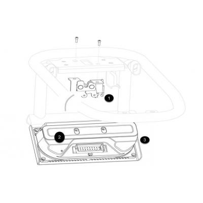 Sadellås - Sadelvajer - FOC-Kontroller