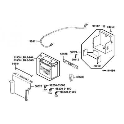 Batteri - Ljusrelä