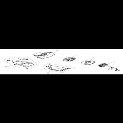 Stator - Svänghjul