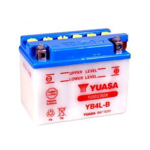 Batteri Yuasa YB4L-B