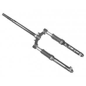 3. N-Cargo Front fork assembly (including shock ab