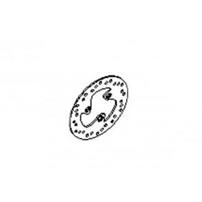 1. BRAKE DISC  Ф190