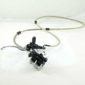 18 Fr. hydraulic brake assy.