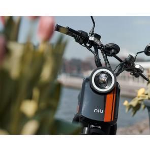NIU UQi Sport Standard Range 25km/h Svart